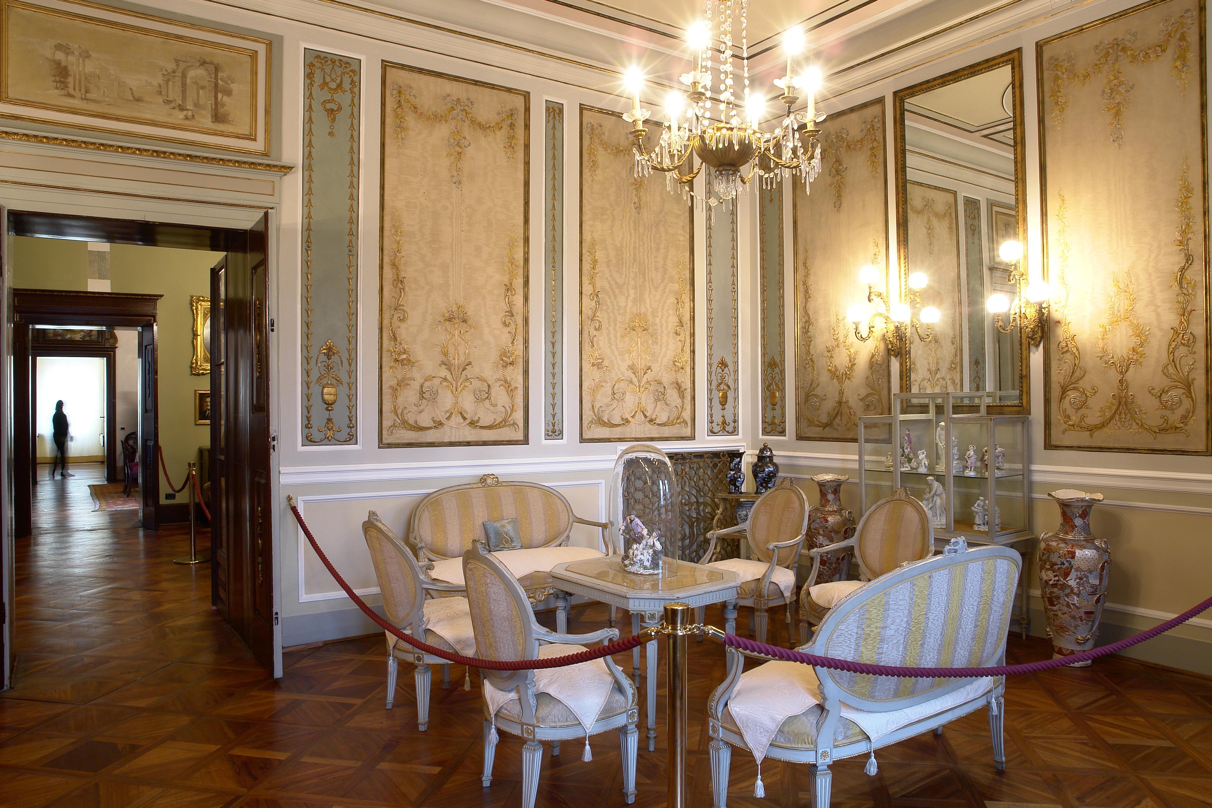 Salotto rosa antico il miglior design di ispirazione e - Camera da letto rosa antico ...